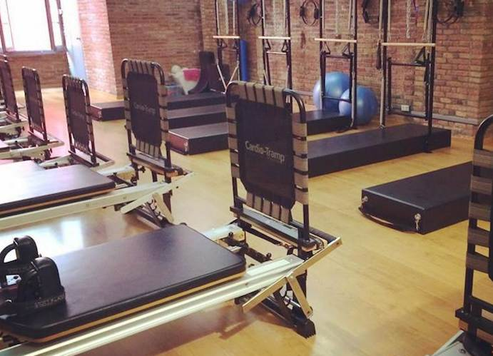 Dona 10 incorpora Cardio-Tramps a sus salas de Pilates