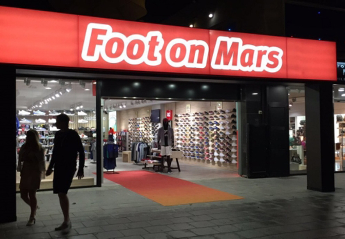Foot on Mars se expande en Canarias