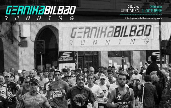 Se confirma la fecha para la II Gernika-Bilbao Running