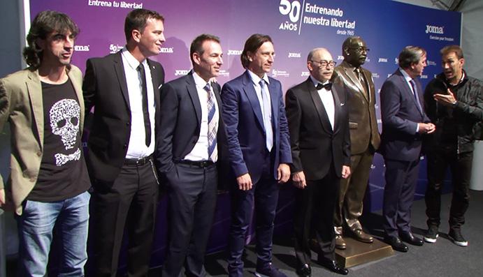 Joma Sport: 50 años de ejemplo para todos