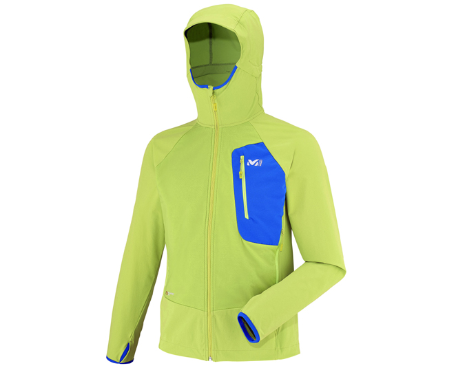 Polartec y Millet lanzan una chaqueta inteligente para esquí de montaña