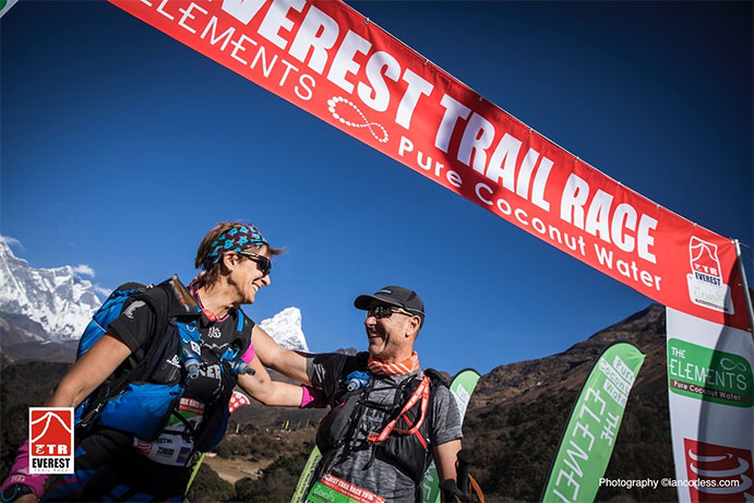 "Sito Castelló: ""La Everest Trail Race es la carrera con mayor nivel de compañerismo que he vivido"""