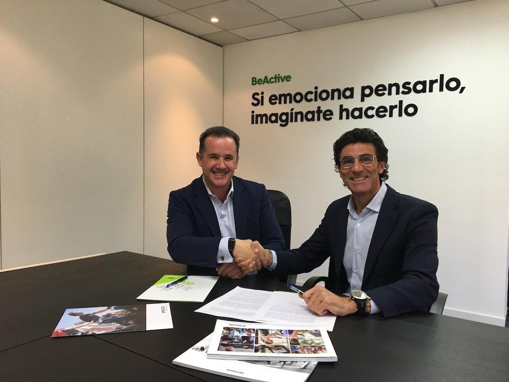 Precor y Serviocio/BeOne firman un acuerdo de exclusividad hasta 2018