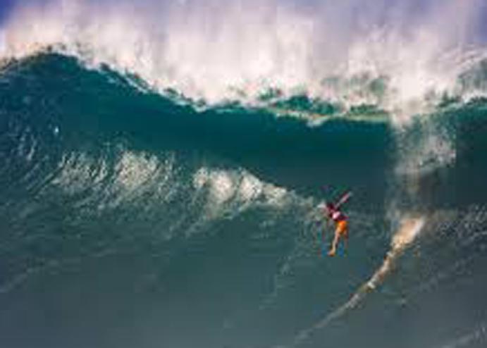 Quiksilver apoya el espíritu del Big Wave Invitational en Memoria de Eddie Aikau