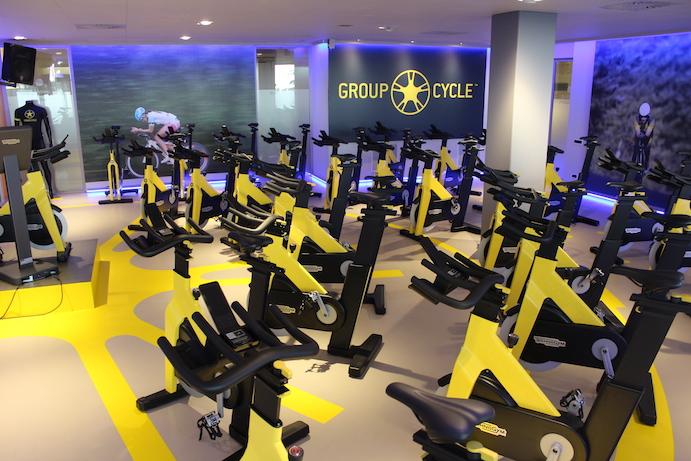 Bonasport invierte 70.000 euros en renovar su sala de ciclo indoor con Technogym