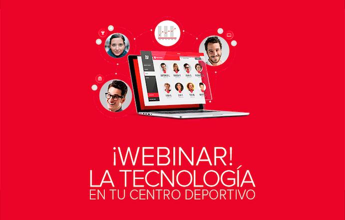 """Trainingym organiza el webinar """"La tecnología al servicio de tu centro deportivo"""""""
