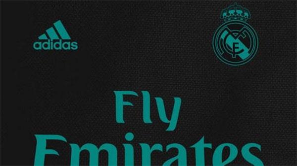 Se filtra la posible segunda equipación del Real Madrid para 2017-2018