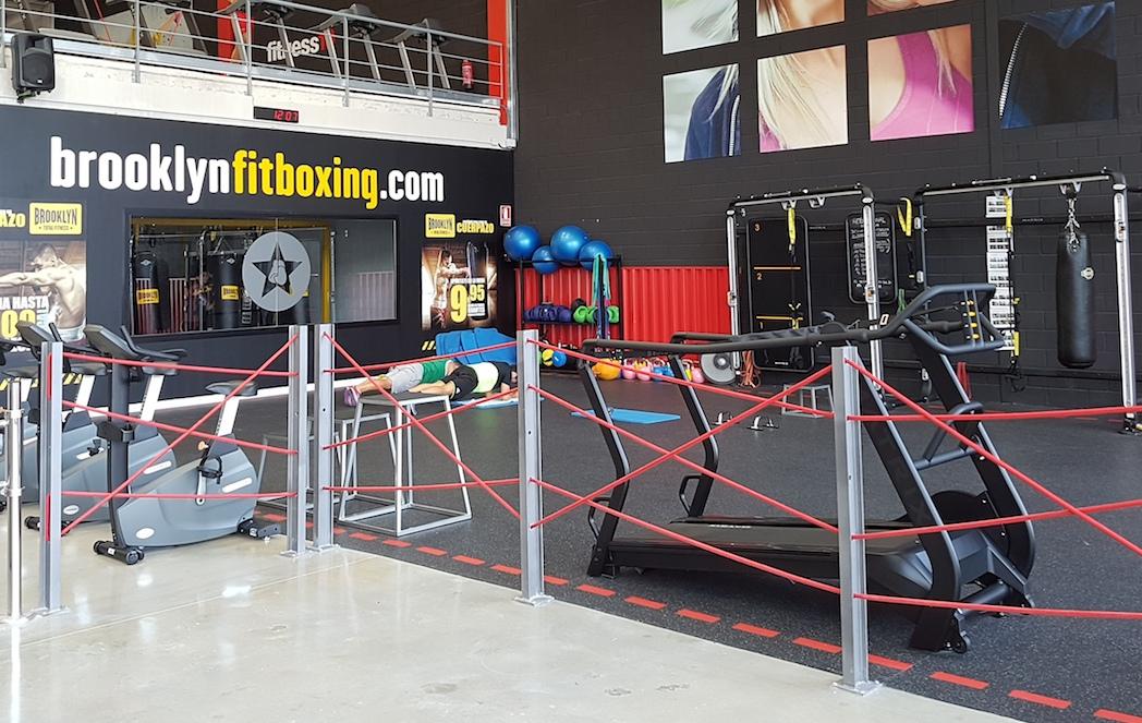 Brooklyn Fitboxing crece como córner en los gimnasios
