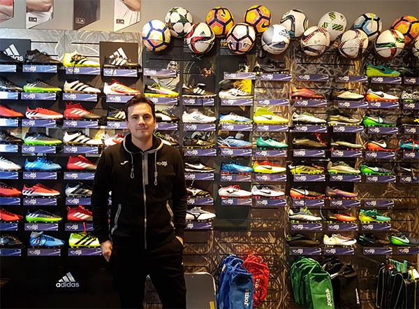 """Futbol Lago: """"No es una locura especializarse en el deporte rey"""""""