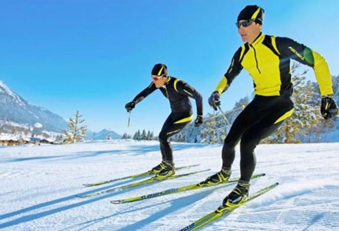 Fischer y Rossignol se alían para crear la marca de esquí nórdico Turnamic