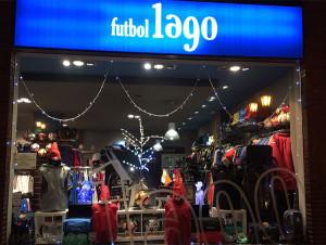 futbol lago tienda oviedo