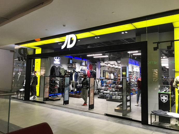 Favorable debut de JD Sports Glòries