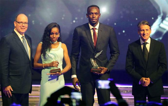 Usain Bolt es reconocido mejor atleta del año por sexta vez