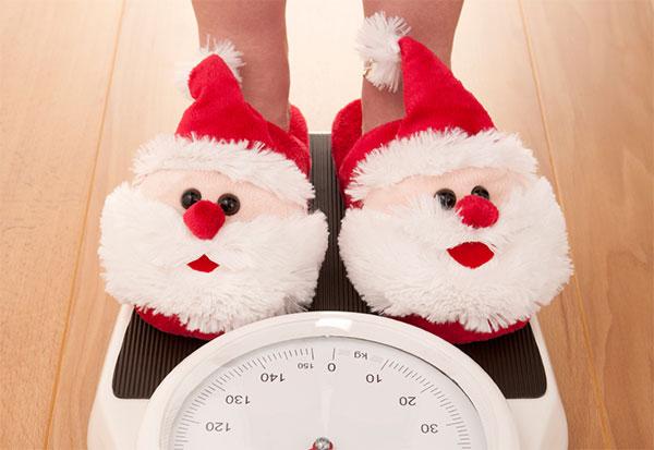 ¿Cómo evitar coger peso en las Navidades?