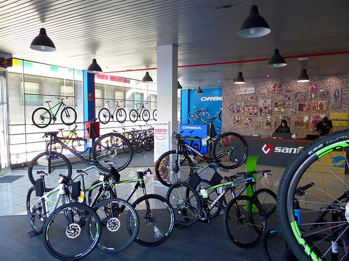Sanferbike se suma al directorio de tiendas de ciclismo de CMDsport