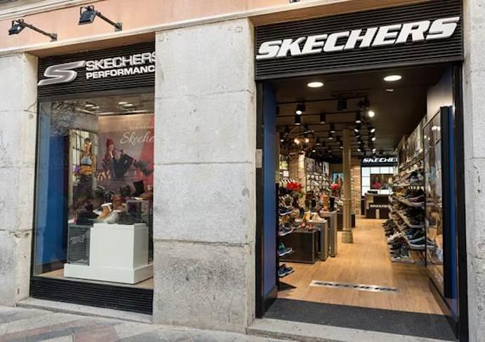 Skechers desembarca en el centro de Madrid con su 12ª tienda propia