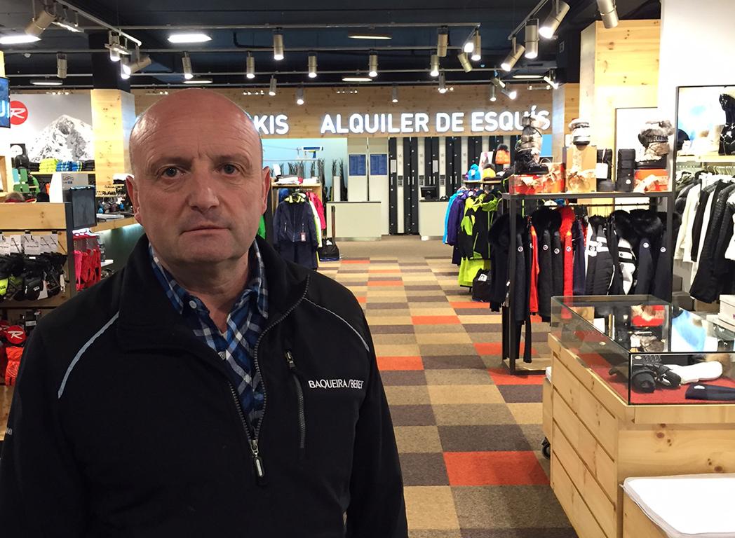 """Ski Service Baqueira señala un arranque """"ajustado"""" de la temporada"""