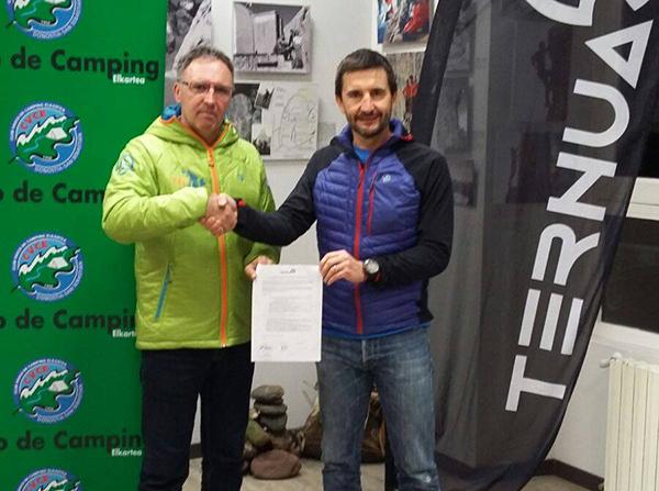 Ternua Group renueva su apoyo a la Altitoy