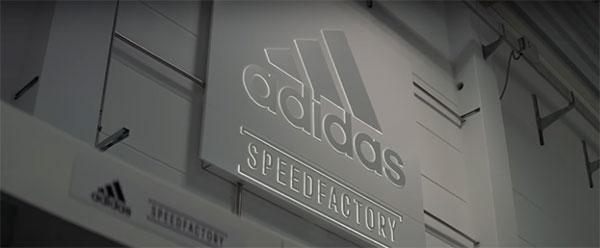 Adidas imprimirá 500.000 zapatillas al año con la técnica 3D
