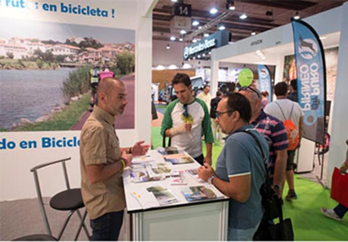 Unibike volverá a contar con un área específica de cicloturismo