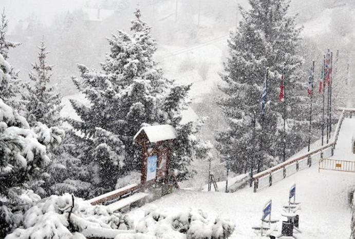 Afluencia récord en las estaciones de esquí españolas durante la Navidad