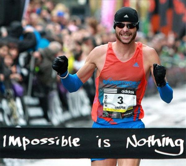Los cinco consejos de Jaume Leiva para afrontar el primer maratón