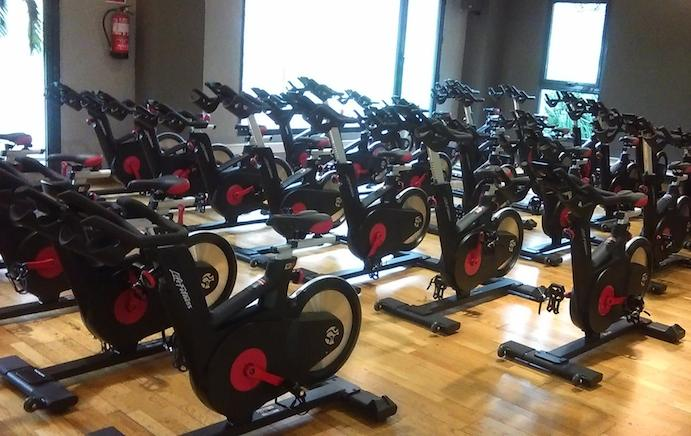 Supera adquiere 280 bicis Life Fitness powered by ICG para sus centros