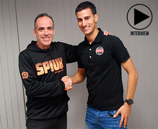 Mario Mola renueva con Spiuk por dos temporadas