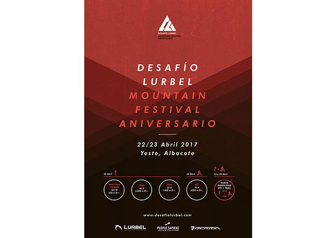 Desafío Lurbel Mountain Festival Aniversario abre inscripciones el 30 de enero