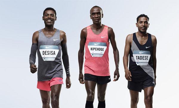 Nike se propone bajar de dos horas en maratón este 2017