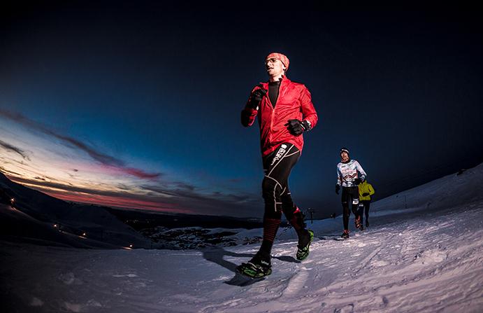 Sierra Nevada acogerá el primer campeonato de España de snow running