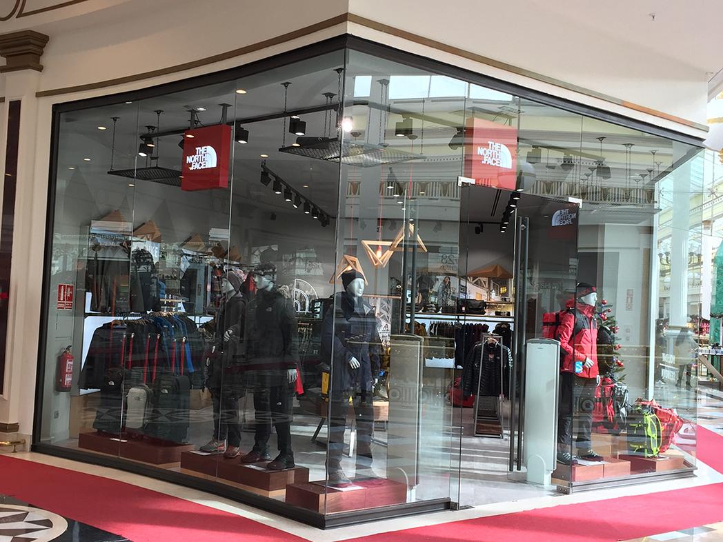 The North Face Iberia prevé abrir cuatro tiendas monomarca más este año