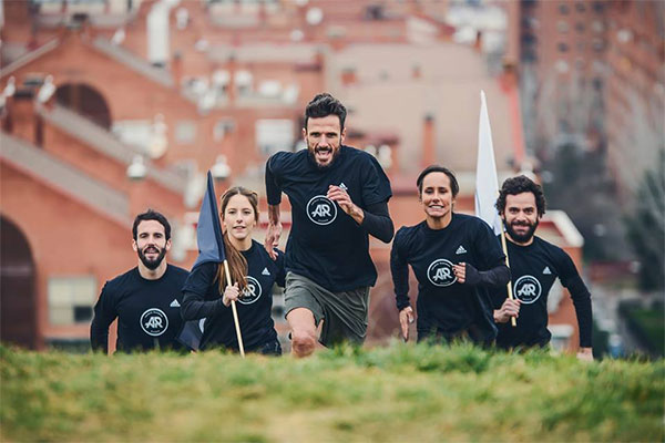 Adidas pone en marcha su comunidad de corredores en Madrid