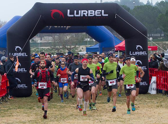 El Lurbel-Like Sport Team marca récord en el Clariano Trail