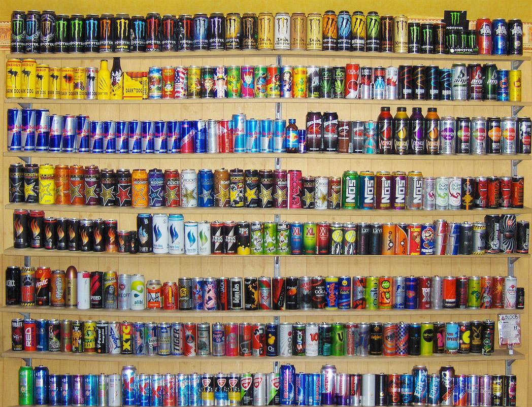 Efectos de las bebidas energéticas para hacer deporte