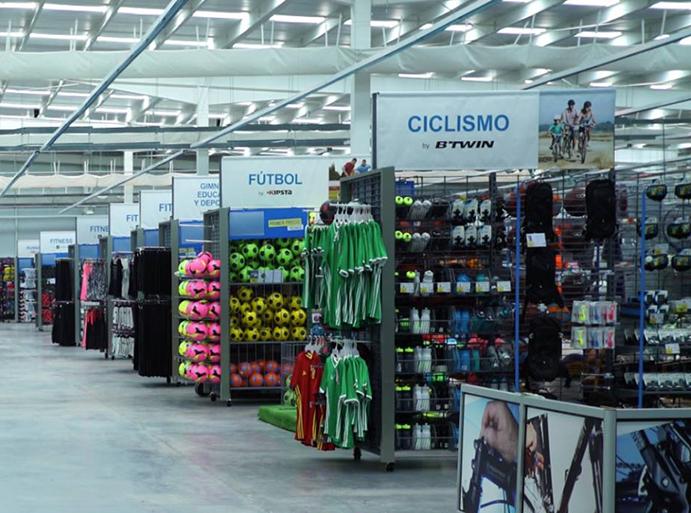 Decathlon planea siete aperturas en México