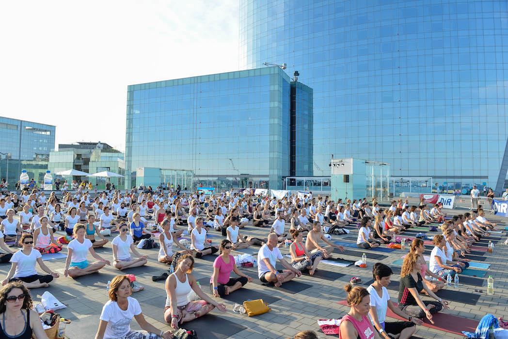 YogaOne by Dir crea el primer congreso mundial de yoga en Barcelona