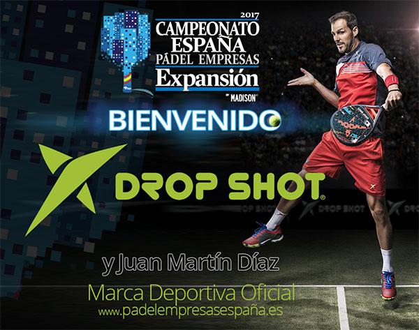 Drop Shot y Juan Martín Díaz impulsarán el Campeonato de España de Empresas Expansión