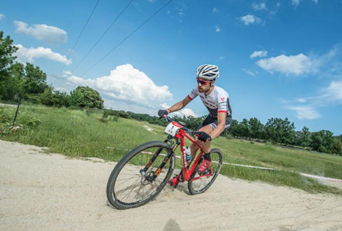 Unibike amplía sus actividades con una marcha de MTB y una competición de cross country
