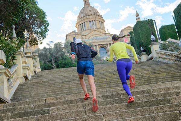 Nueva prueba en Barcelona: La Salomon Run Vertical