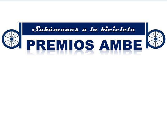 AMBE convoca los premios 'Subámonos a la bicicleta'