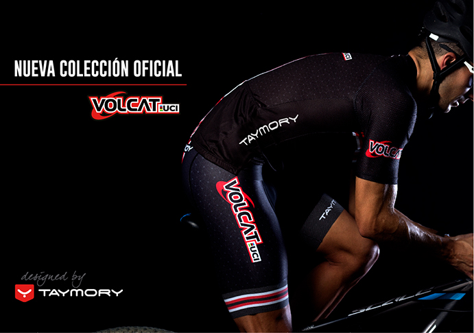 Taymory presenta la equipación oficial de la Volcat 2017