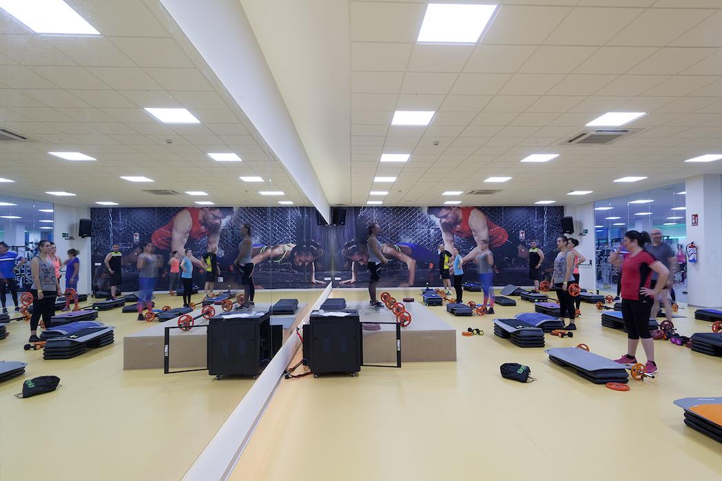 Time Centro Deportivo se reinventa como gimnasio