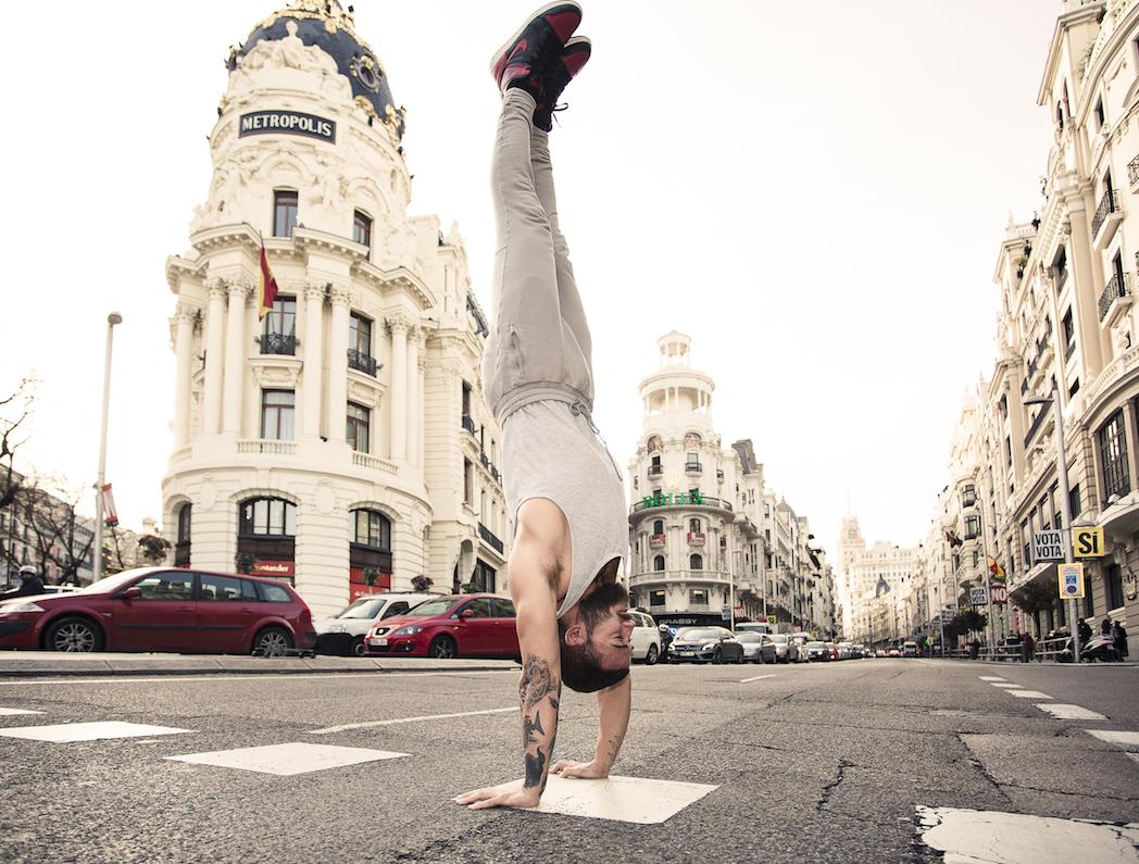 Virgin Active reimpulsa el yoga de la mano del experto internacional Patrick Beach