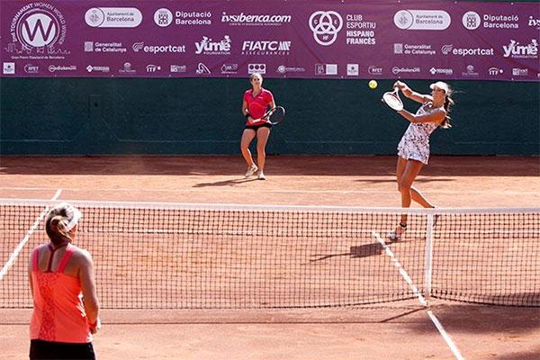 El WWW se consolida como el principal torneo femenino de tenis de España