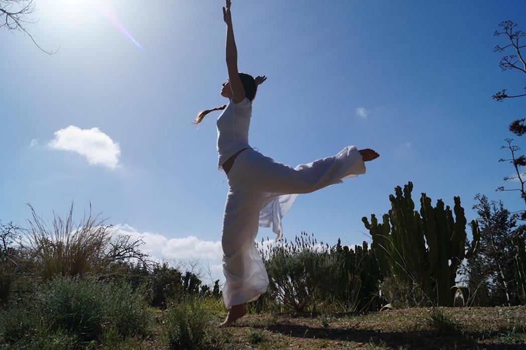 Los secretos del Yoga Shakti Dance