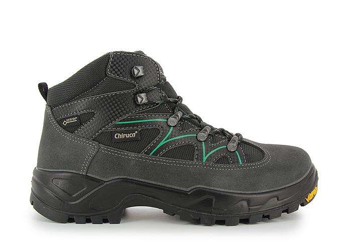Chiruca renueva su línea masculina de botas de trekking