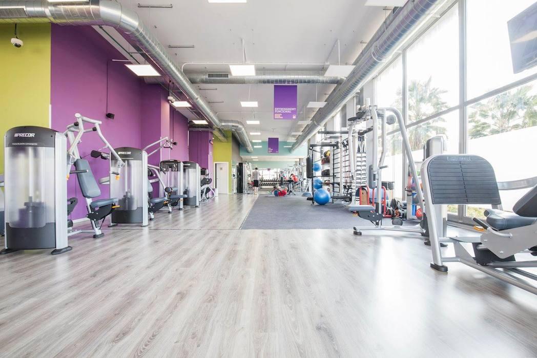 Anytime Fitness ya supera los 25.000 abonados en España