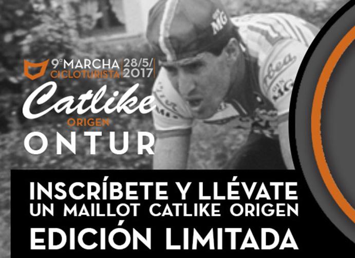Renace la marcha cicloturista 'Catlike Origen'