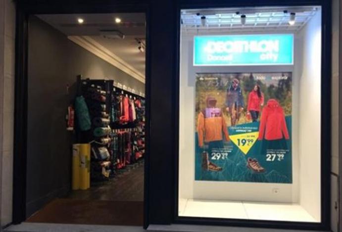 Decathlon alcanza las 150 tiendas con una nueva apertura en San Sebastián